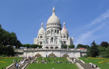 parijs-Montmartre & Sacré-Coeur
